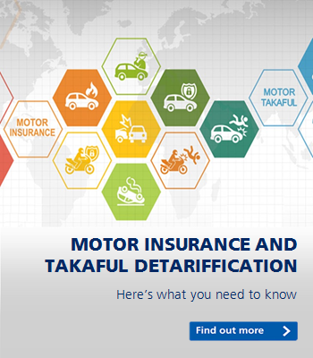 Motor Insurance and Takaful Detariffication